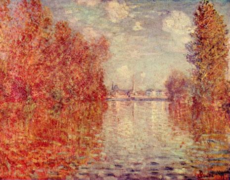 Les oeuvres impressionnistes font l'objet d'une attention collective